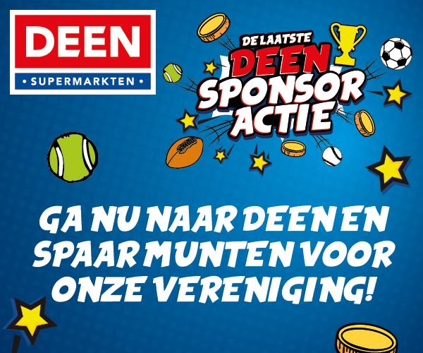 De laatste Deen Sponsoractie